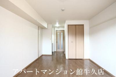 【居間・リビング】ハーヴェストヒルA