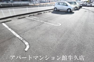 【駐車場】ハーヴェストヒルA