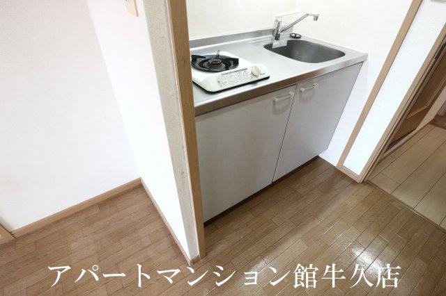 【キッチン】ハーヴェストヒルA
