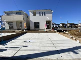 JR武蔵野線「市川大野」駅徒歩18分の全3棟の新築一戸建てです。