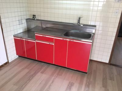 使いやすいキッチンです 【COCO SMILE ココスマイル】