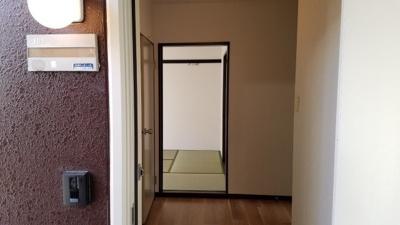 【玄関】シティライフC棟