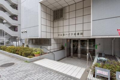 【エントランス】東池袋ハイツ壱番館