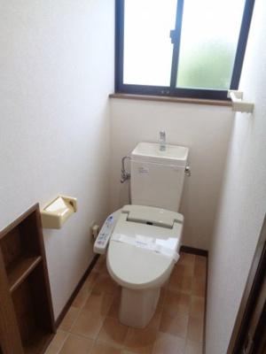 【トイレ】テラスラムール