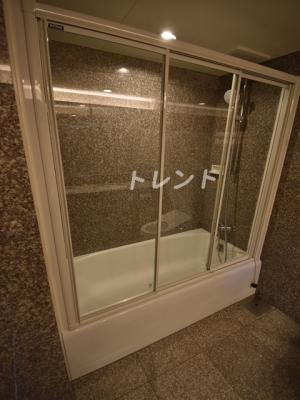 【浴室】麻布マナー