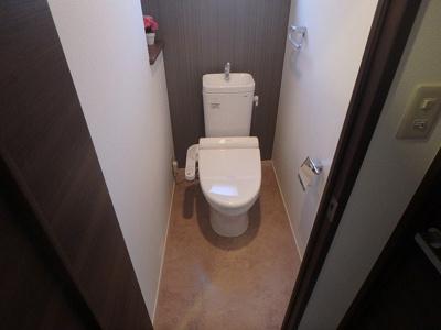 【トイレ】ザ・スクエアスイートレジデンス