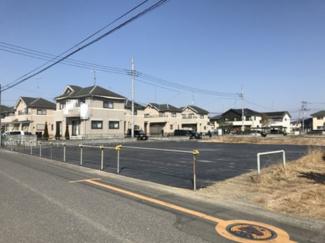 【外観】行田市埼玉の売地
