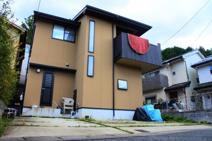 一乗寺葉山町 平成26年築 無垢材使用の注文住宅 駐車3台可能の画像