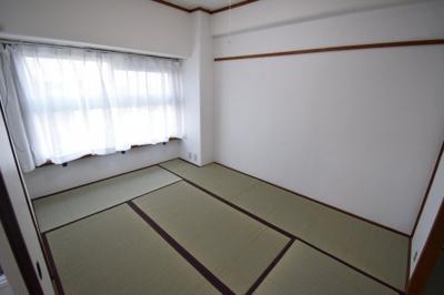 【和室】夢野ハイタウン1号棟