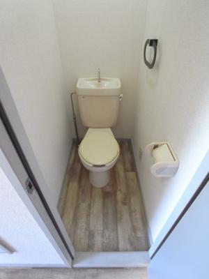 【トイレ】第2ホワイトハウス
