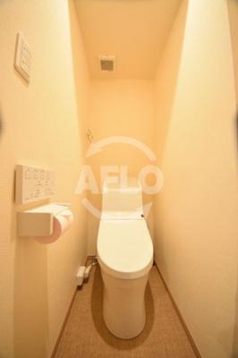 シンシアレジデンス トイレ