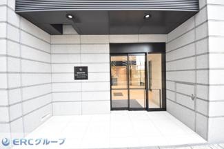 【エントランス】ワコーレ神戸三宮トラッドタワー