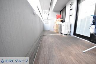 【バルコニー】ワコーレ神戸三宮トラッドタワー