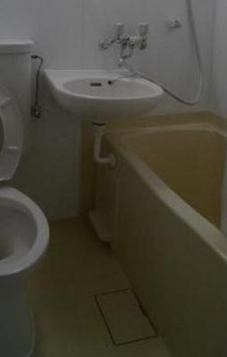 【浴室】池上マンション
