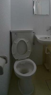 【トイレ】池上マンション