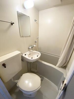 【浴室】五色山ハイツ