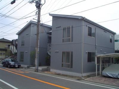 【外観】メゾンド・セリバテールⅡ