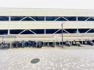 稲毛スカイタウン・ふれあいの街壱号館 駐車場ございます