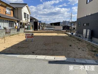 【外観】西脇市高田井町字矢筈 売土地