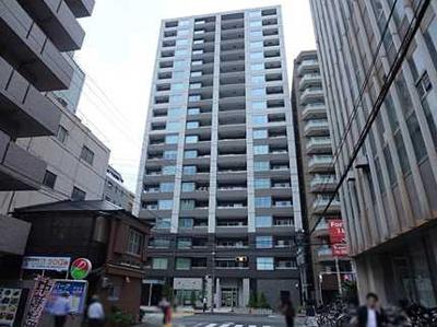 【外観】クラース八丁堀ザ・マーク