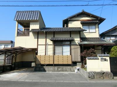 【外観】旗ヶ崎7丁目 中古住宅