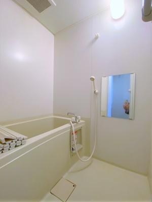 【浴室】マンションサイレンス