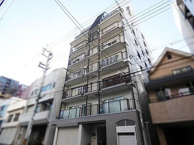 【外観】ユニハイム松屋町