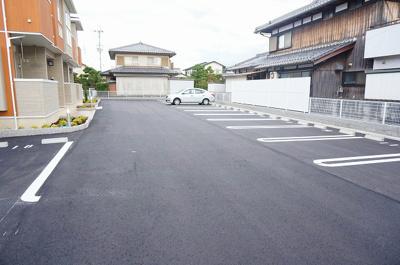 【駐車場】プリート カーサ