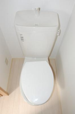 【トイレ】第二紀和マンション
