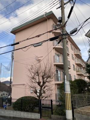 【外観】宝松苑ハイツ