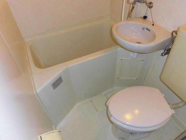【浴室】サニーウエスト