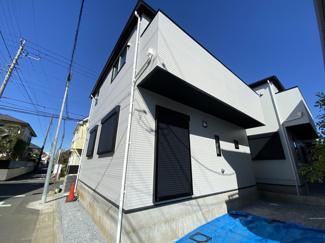 JR総武・中央緩行線「本八幡」駅徒歩22分の全2棟の新築一戸建てです。