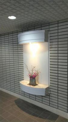 【エントランス】ライオンズマンション北鈴蘭台第二