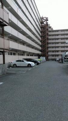 【駐車場】ライオンズマンション北鈴蘭台第二