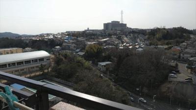 【展望】ライオンズマンション北鈴蘭台第二