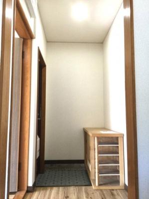 【玄関】コーポシンワ