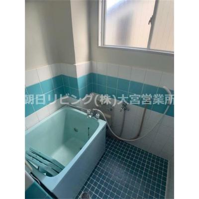 【浴室】コーポ白樺