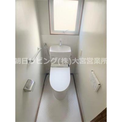 【トイレ】コーポ白樺