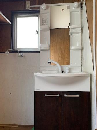 【洗面所】神戸市垂水区東垂水2丁目 収益中古戸建