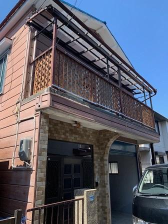 【外観】神戸市垂水区東垂水2丁目 収益中古戸建