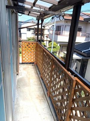 【バルコニー】神戸市垂水区東垂水2丁目 収益中古戸建