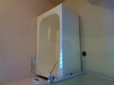 【浴室】長居岡本マンション
