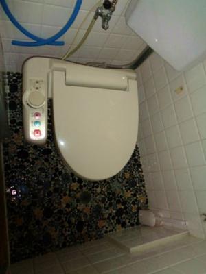 【トイレ】矢田4丁目戸建て