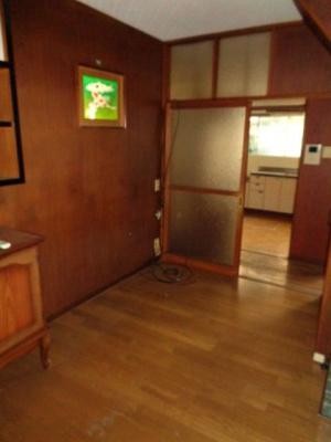 【居間・リビング】矢田4丁目戸建て