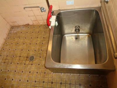 【浴室】矢田4丁目戸建て