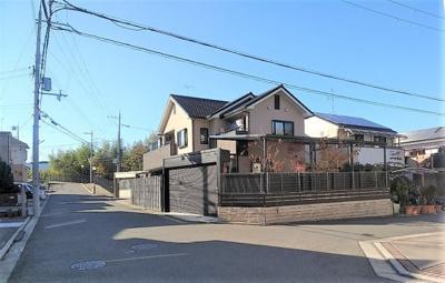 【前面道路含む現地写真】堺市中区陶器北 中古戸建