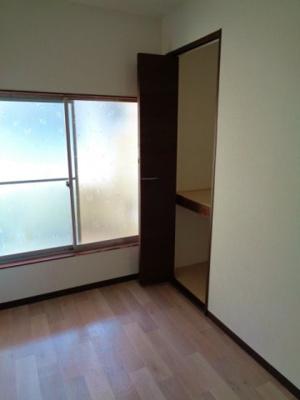 2階 洋室3.5帖