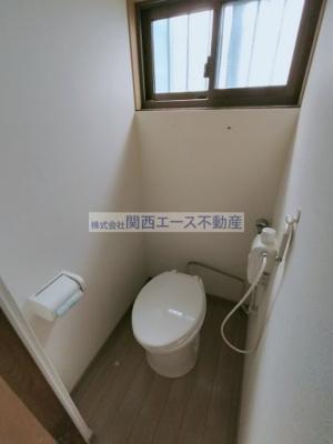 【トイレ】大竹7丁目貸家