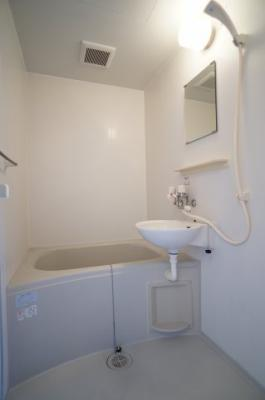 【浴室】ビィラージュ立花