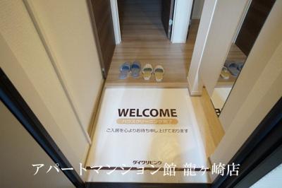 【玄関】casa vivace